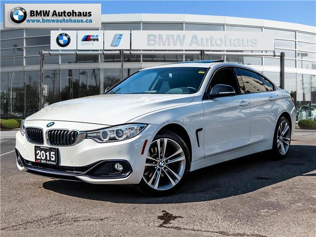 2015 BMW 428i xDrive Gran Coupe (Stk: P9082) in Thornhill - Image 1 of 31