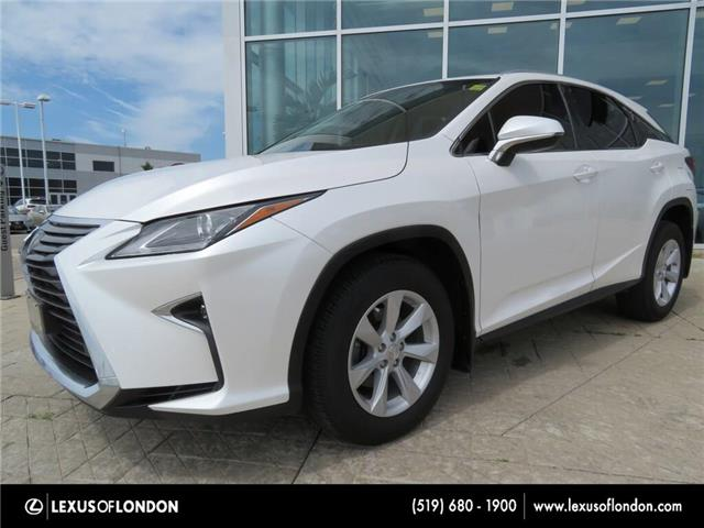 2017 Lexus RX 350 Base (Stk: Z3605) in London - Image 1 of 22