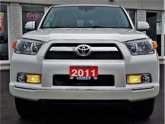 2011 Toyota 4Runner SR5 V6 (Stk: N19299A) in Timmins - Image 2 of 14