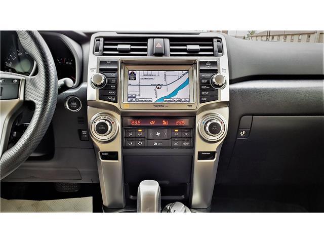 2011 Toyota 4Runner SR5 V6 (Stk: N19299A) in Timmins - Image 12 of 14