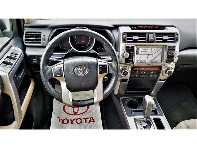 2011 Toyota 4Runner SR5 V6 (Stk: N19299A) in Timmins - Image 13 of 14