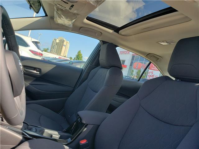2020 Toyota Corolla LE (Stk: 20-003) in Etobicoke - Image 7 of 12