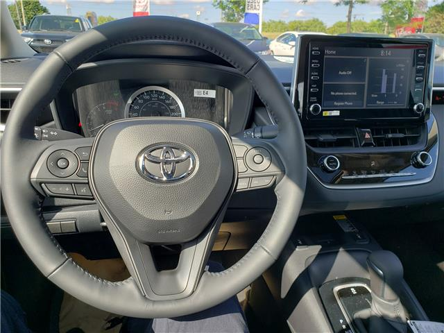 2020 Toyota Corolla LE (Stk: 20-003) in Etobicoke - Image 8 of 12