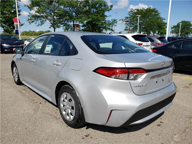 2020 Toyota Corolla L (Stk: 20-015) in Etobicoke - Image 3 of 7