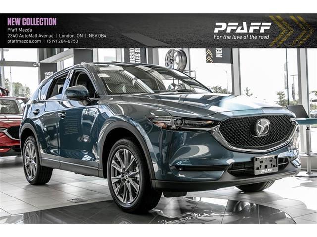 2019 Mazda CX-5 GT w/Turbo (Stk: LM9289) in London - Image 1 of 10