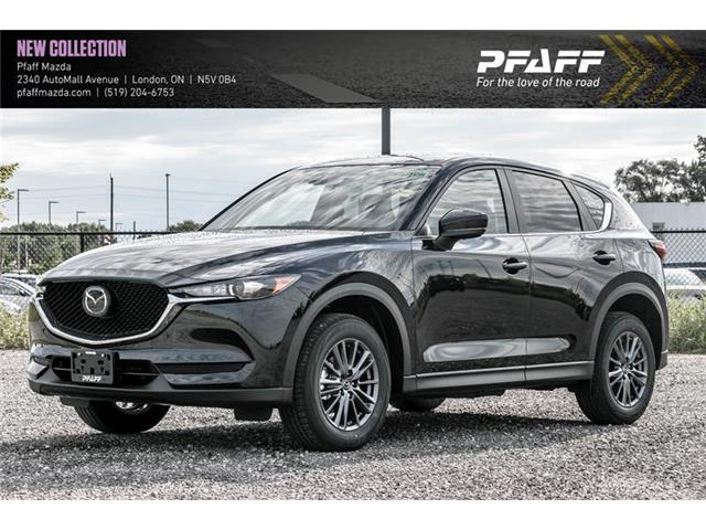 2019 Mazda CX-5 GS (Stk: LM9320) in London - Image 1 of 10