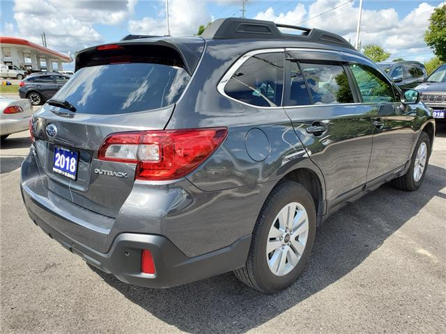 2018 Subaru Outback 2.5i Touring (Stk: 19S1208A) in Whitby - Image 5 of 24