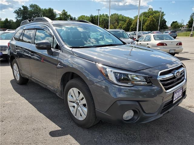 2018 Subaru Outback 2.5i Touring (Stk: 19S1208A) in Whitby - Image 7 of 24