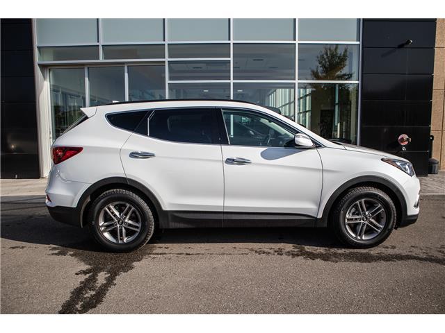 2018 Hyundai Santa Fe Sport  (Stk: B81485) in Okotoks - Image 4 of 22