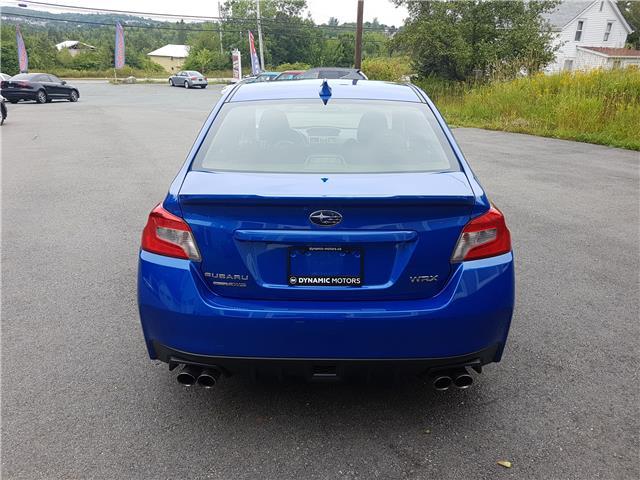 2017 Subaru WRX Sport (Stk: 00162) in Middle Sackville - Image 4 of 27