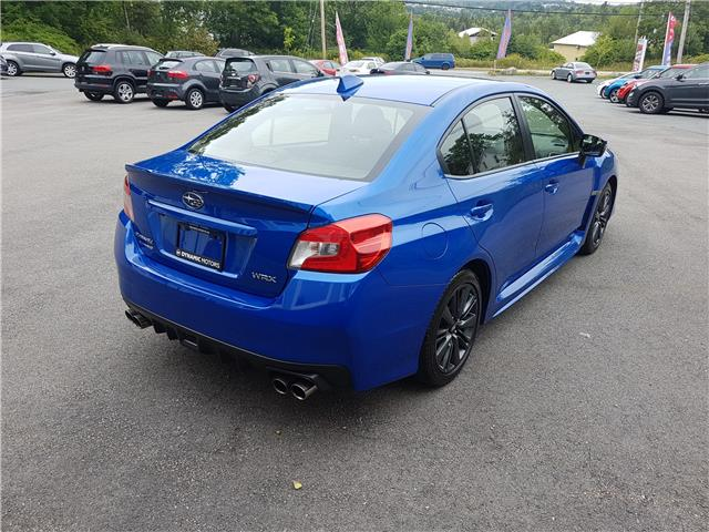 2017 Subaru WRX Sport (Stk: 00162) in Middle Sackville - Image 5 of 27