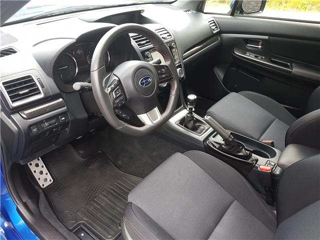 2017 Subaru WRX Sport (Stk: 00162) in Middle Sackville - Image 9 of 27