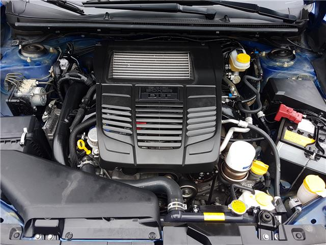2017 Subaru WRX Sport (Stk: 00162) in Middle Sackville - Image 16 of 27