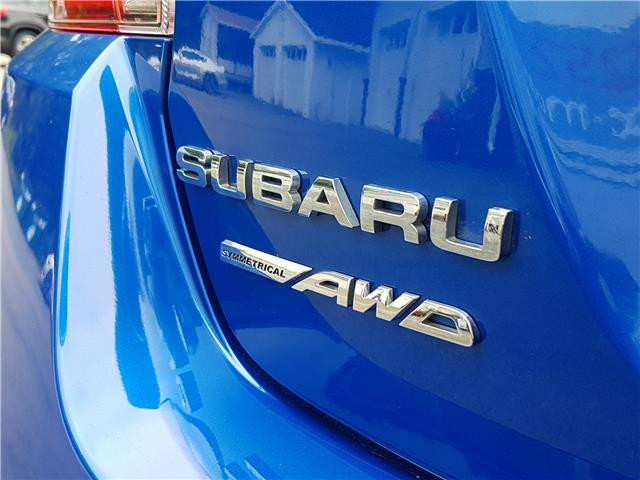 2017 Subaru WRX Sport (Stk: 00162) in Middle Sackville - Image 18 of 27