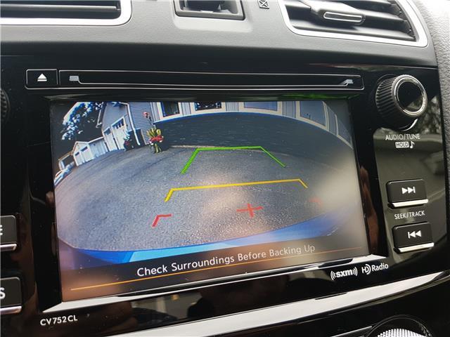 2017 Subaru WRX Sport (Stk: 00162) in Middle Sackville - Image 26 of 27