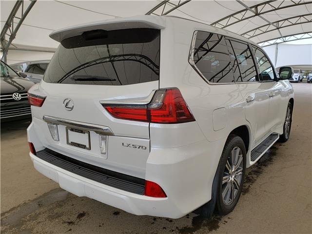 2017 Lexus LX 570 Base (Stk: LU0256) in Calgary - Image 7 of 22
