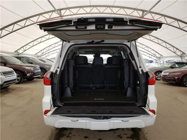 2017 Lexus LX 570 Base (Stk: LU0256) in Calgary - Image 11 of 22