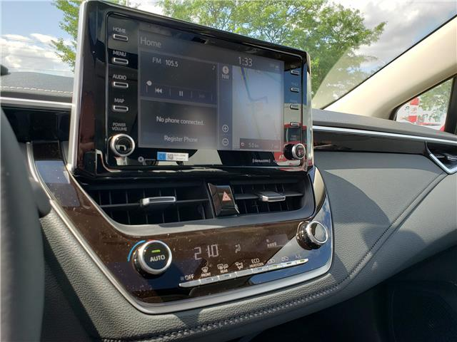 2020 Toyota Corolla XLE (Stk: 20-027) in Etobicoke - Image 8 of 10