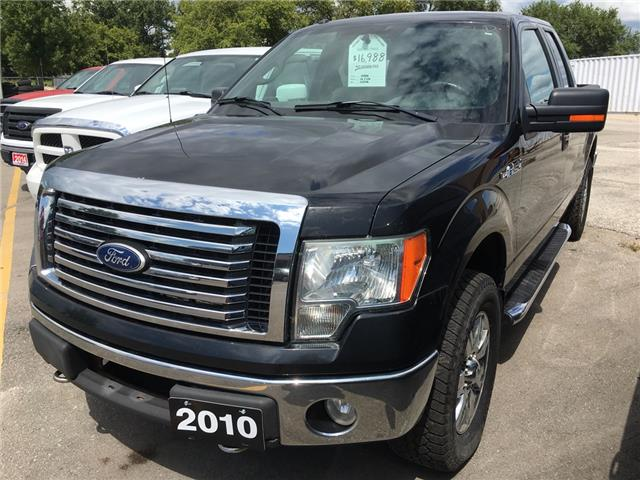 2010 Ford F-150 XL (Stk: 19886) in Chatham - Image 1 of 1