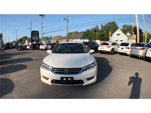 2015 Honda Accord Touring (Stk: A19474A) in Ottawa - Image 3 of 26