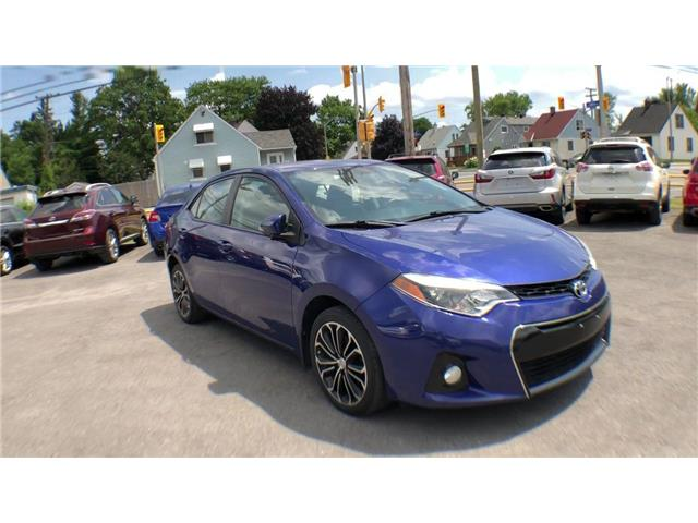 2014 Toyota Corolla S (Stk: 014649) in Ottawa - Image 2 of 26