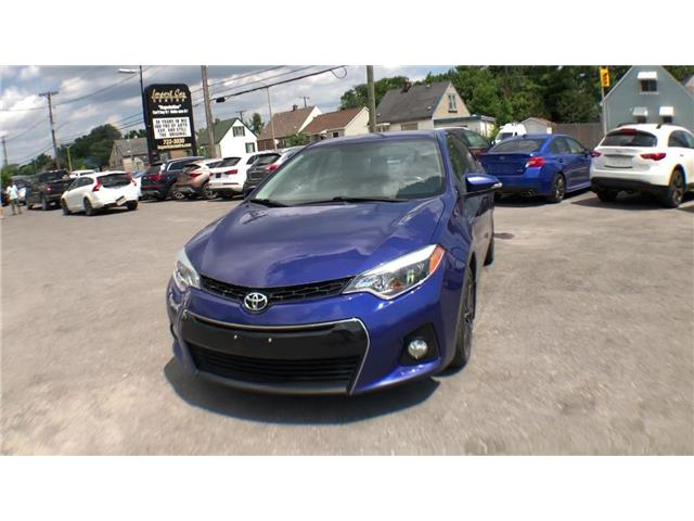 2014 Toyota Corolla S (Stk: 014649) in Ottawa - Image 3 of 26
