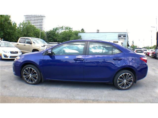 2014 Toyota Corolla S (Stk: 014649) in Ottawa - Image 5 of 26