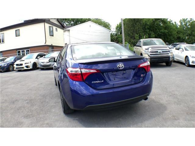 2014 Toyota Corolla S (Stk: 014649) in Ottawa - Image 7 of 26