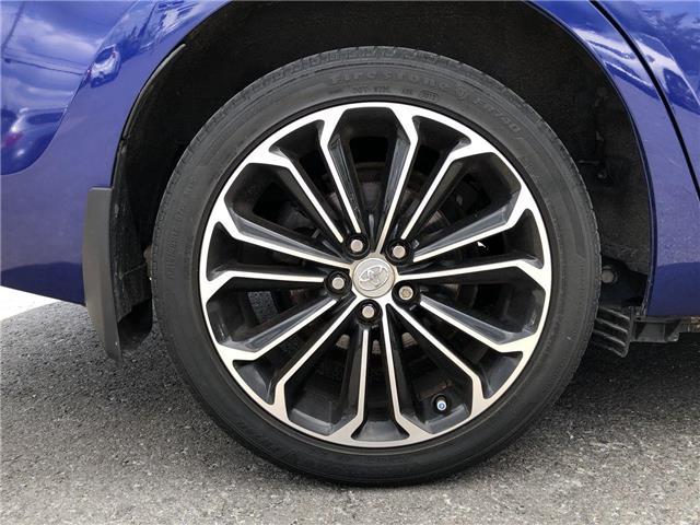 2014 Toyota Corolla S (Stk: 014649) in Ottawa - Image 10 of 26