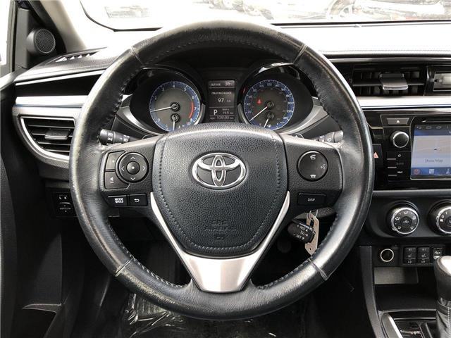 2014 Toyota Corolla S (Stk: 014649) in Ottawa - Image 14 of 26