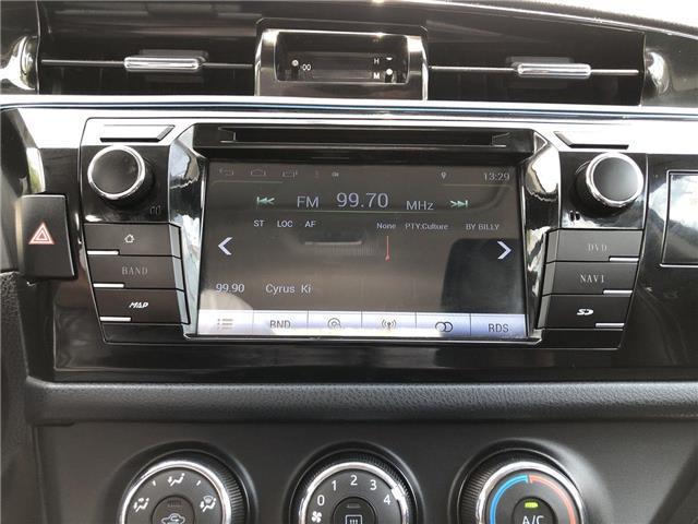 2014 Toyota Corolla S (Stk: 014649) in Ottawa - Image 16 of 26