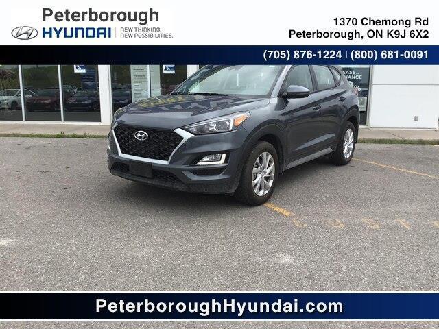 2019 Hyundai Tucson Preferred (Stk: H12164A) in Peterborough - Image 1 of 15