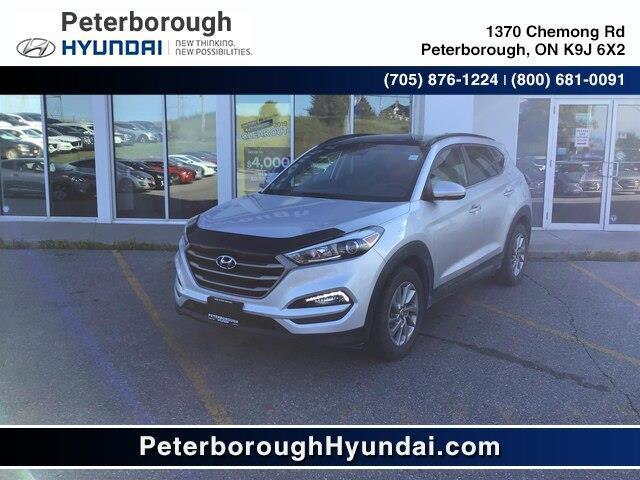 2016 Hyundai Tucson Luxury (Stk: H11953A) in Peterborough - Image 1 of 21