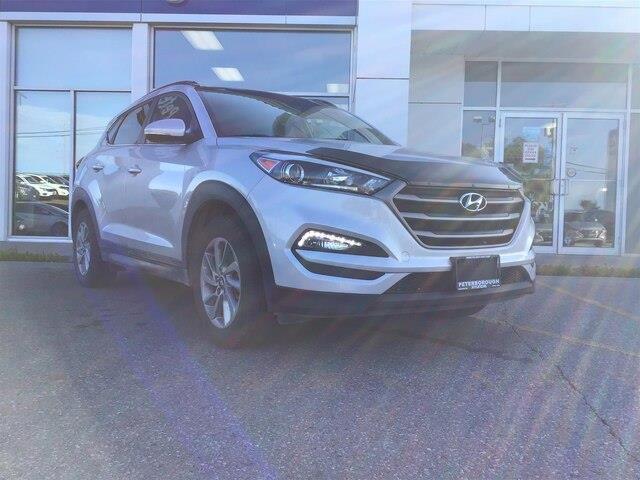 2016 Hyundai Tucson Luxury (Stk: H11953A) in Peterborough - Image 7 of 21