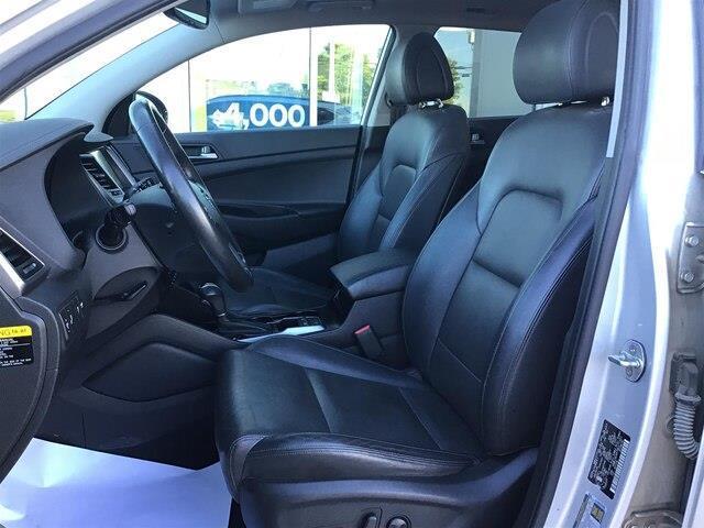 2016 Hyundai Tucson Luxury (Stk: H11953A) in Peterborough - Image 12 of 21