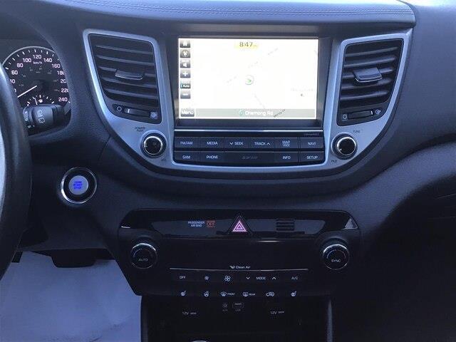 2016 Hyundai Tucson Luxury (Stk: H11953A) in Peterborough - Image 18 of 21