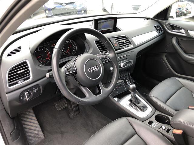 2017 Audi Q3 2.0T Progressiv (Stk: 001856) in Ottawa - Image 14 of 24