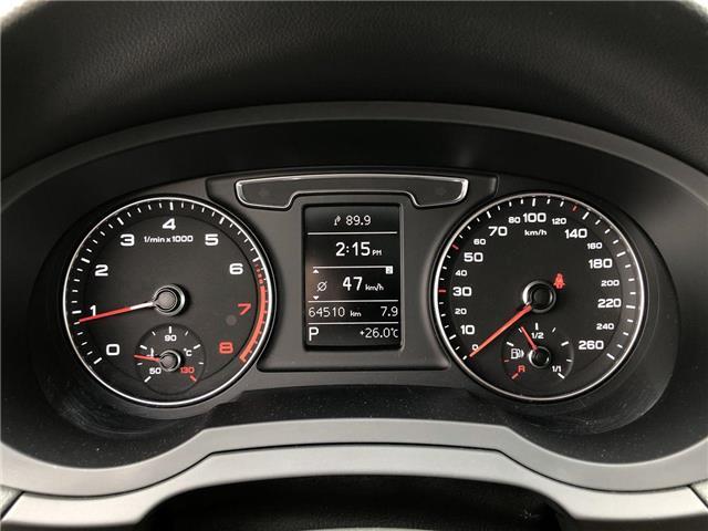 2017 Audi Q3 2.0T Progressiv (Stk: 001856) in Ottawa - Image 15 of 24
