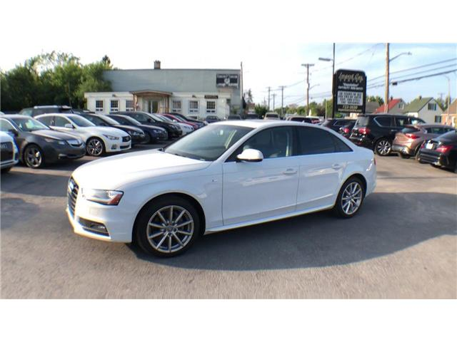 2015 Audi A4 2.0T Progressiv (Stk: 005599) in Ottawa - Image 3 of 26