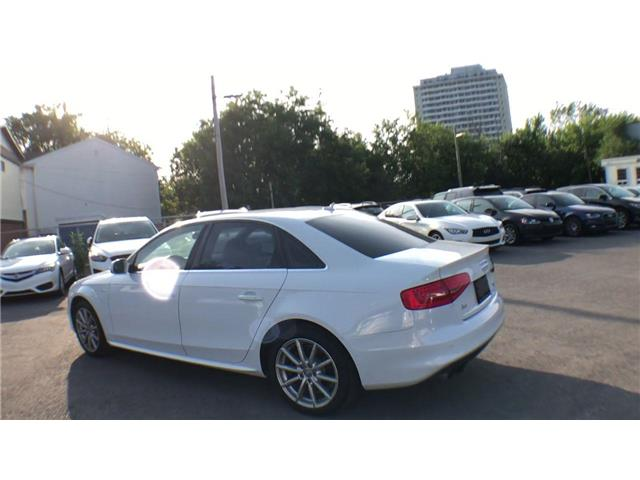 2015 Audi A4 2.0T Progressiv (Stk: 005599) in Ottawa - Image 6 of 26