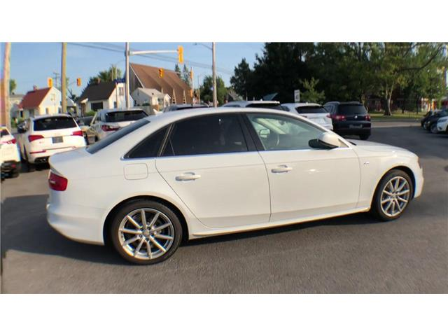 2015 Audi A4 2.0T Progressiv (Stk: 005599) in Ottawa - Image 8 of 26