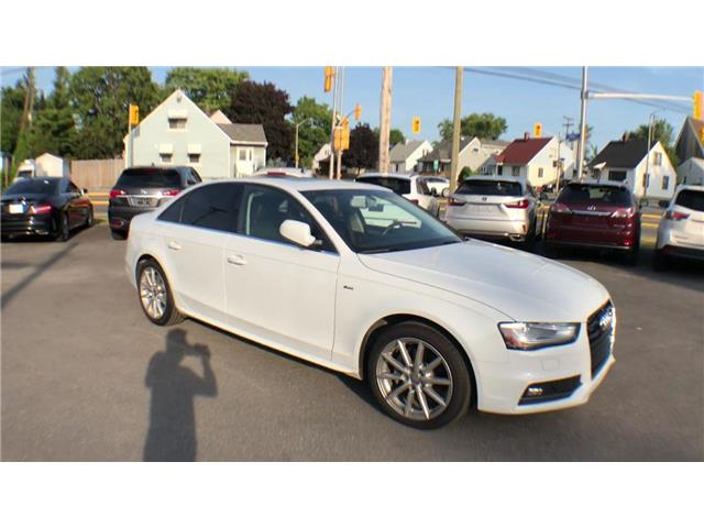 2015 Audi A4 2.0T Progressiv (Stk: 005599) in Ottawa - Image 9 of 26