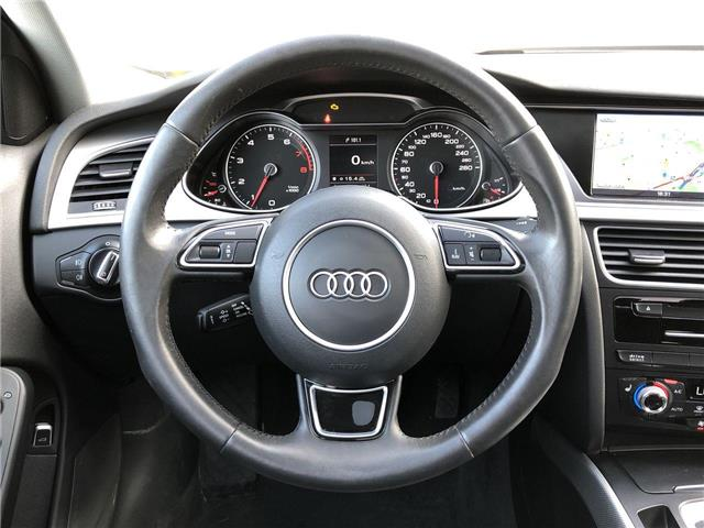 2015 Audi A4 2.0T Progressiv (Stk: 005599) in Ottawa - Image 14 of 26