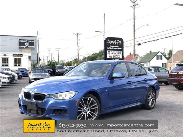 2014 BMW 335i xDrive (Stk: 459194) in Ottawa - Image 1 of 25