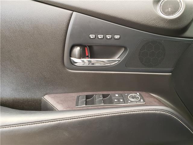 2013 Lexus RX 350 F Sport (Stk: LU0254A) in Calgary - Image 23 of 23
