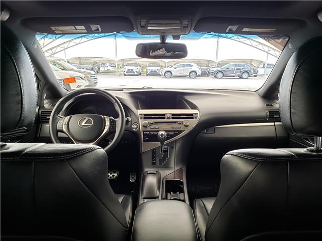 2013 Lexus RX 350 F Sport (Stk: LU0254A) in Calgary - Image 16 of 23