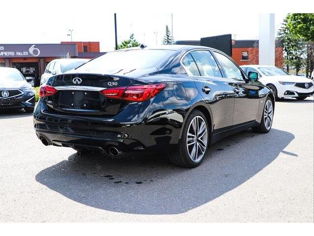 2018 Infiniti Q50 3.0t LUXE (Stk: 18804A) in Ottawa - Image 8 of 27