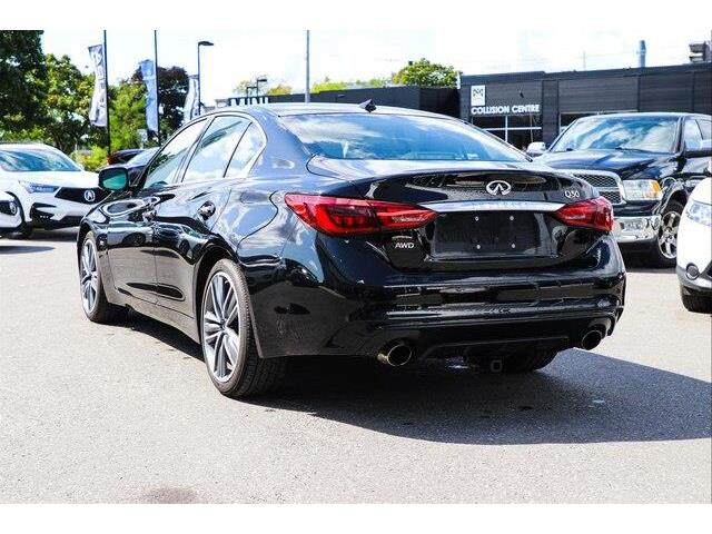 2018 Infiniti Q50 3.0t LUXE (Stk: 18804A) in Ottawa - Image 9 of 27