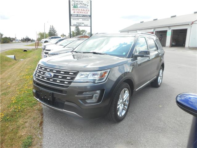 2017 Ford Explorer XLT (Stk: NC 3799) in Cameron - Image 1 of 13