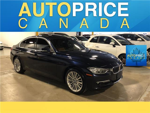 2015 BMW 328i xDrive (Stk: F0562) in Mississauga - Image 1 of 28